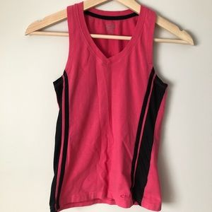 Cotton fitness top